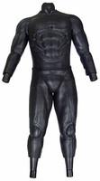 1989 Batman: Michael Keaton - Nude Body (TrueType w/ Rubber Muscle Suit)