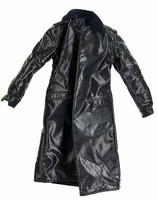 U-Boat Seaman - Black Vinyl Rain Coat