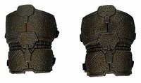 Predators: Noland - Thigh Armor