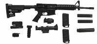 Navy SEAL SDVT-1: Combat Diver - Machine Gun w/ Accessories