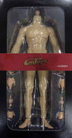 CM Toys Muscular Nude Body: Caucasian Tan HJ002 - Boxed Figure