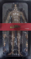 CM Toys Muscular Nude Body: African American HJ003 - Boxed Figure