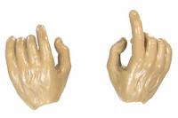 Last Samurai - Hands