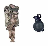 Navy Seal Team VI Neptune's Spear - Grenade w/ Pouch