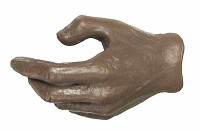 KP02 African American - Left Gripping Hand