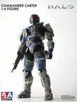 HALO: Commander Carter - Boxed Figure