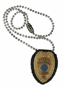 Raging police badge necklace toy anxiety raging police badge necklace mozeypictures Choice Image