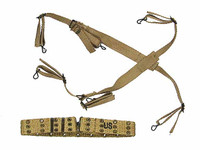 Henry Kano: 442nd Infantry - Belt w/ Harness