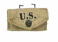 Henry Kano: 442nd Infantry - First-Aid Pouch