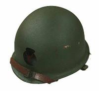 Henry Kano: 442nd Infantry - Helmet