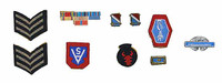 Henry Kano: 442nd Infantry - Insignia