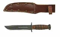 Henry Kano: 442nd Infantry - Knife w/ Sheath