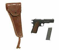 Henry Kano: 442nd Infantry - Pistol w/ Holster