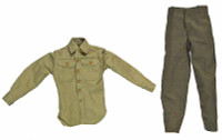 Henry Kano: 442nd Infantry - Shirt and Pants