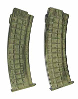 G.I. Joe: Cobra Desert Officer - Machine Gun Ammo Mags (2)