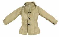 Dead Cell: Abigail Van Helsing - Tan Jacket / Shirt