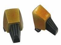 Super Battle Armor - Gold Knee Armor