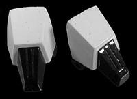 Super Battle Armor - White Knee Armor
