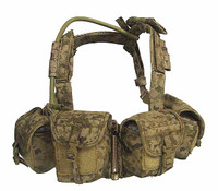 SEAL Team Six: DEVGRU Red Team - Belt & Harness w/ Pouches