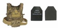 SEAL Team Six: DEVGRU Red Team - Body Armor w/ Strike Plates