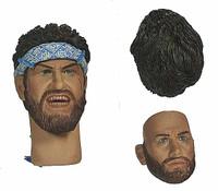 SEAL Team Six: DEVGRU Red Team - Head w/ Interchangable Hair and Face