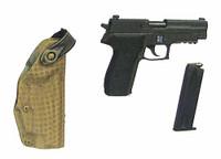 SEAL Team Six: DEVGRU Red Team - Pistol w/ Belt Clip Holster