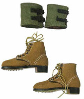 German 10th SS Panzer Division Frundsberg - Boots w/ Leggings