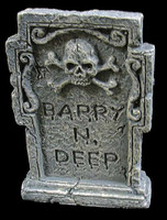 "Unknown - Tombstone - ""Barry"" (Grey)"