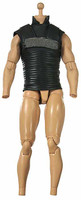 Avengers: Hawkeye - Nude Body w/ Rubber Like Shirt (Includes Neck Joint) (Limit 2)