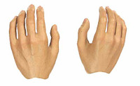 Tony: USMC Ceremonial Guard - Relaxed Hands