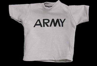 US Army in Afghanistan M249 SAW Gunner - T - Shirt