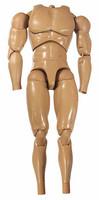 Avengers: Captain America - Nude Body