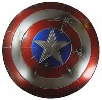Avengers: Captain America - Shield (Battle Damaged) (Limit 2)