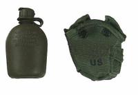 USMC Persian Gulf War - Canteen w/ Pouch
