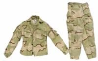Navy SEAL Riverine Ops Rifleman (Desert Camo) - Uniform
