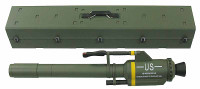 Metal Gear Solid 3: The Boss - Rocket Launcher w/ Case