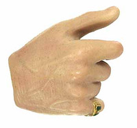 Carlito's Way - Right Tight Grip Hand
