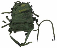 Navy SEAL Reconteam Marksman - Backpack w Hydration Tube