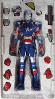 Iron Man 3: Iron Patriot Diecast Boxed Figure