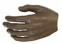 X-Series Nude: African American XB1 - Left Relaxed Hand