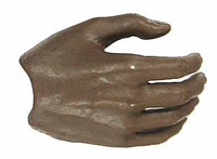 X-Series Nude: African American XB1 - Right Relaxed Hand