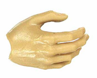 X-Series Nude: Caucasian Pale XP1 - Right Relaxed Hand