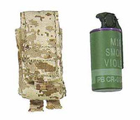 US Navy SEAL Team 8 - Smoke Grenade w/ Pouch