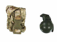 US Navy SEAL Team 8 - Grenade w/ Pouch