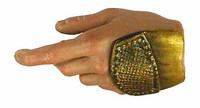 Avengers: Loki - Left Dagger Grip Hand