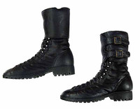 Expendables 2: Barney Ross - Boots (No Ball Joints)