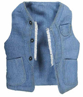 Expendables 2: Barney Ross - Denim Vest