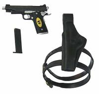 Expendables 2: Barney Ross - Pistol w/ Left Hand Holster