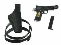 Expendables 2: Barney Ross - Pistol w/ Right Hand Holster