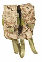 VH: Navy SEAL DEVGRU - 2 Pocket Machine Gun Ammo Pouch